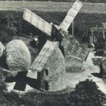 Le moulin de l'arzelier Bourgneuf en retz