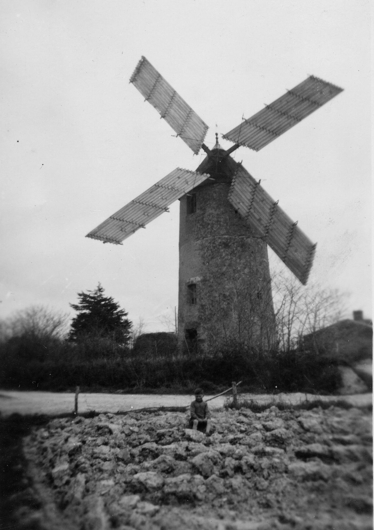 Histoire de moulin